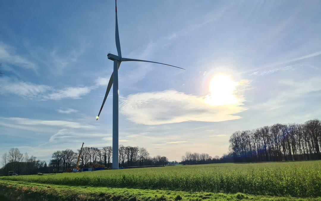 """Tim Kunze im Interview – über sein erstes Projekt als Bauleiter des """"Windpark Münster"""""""