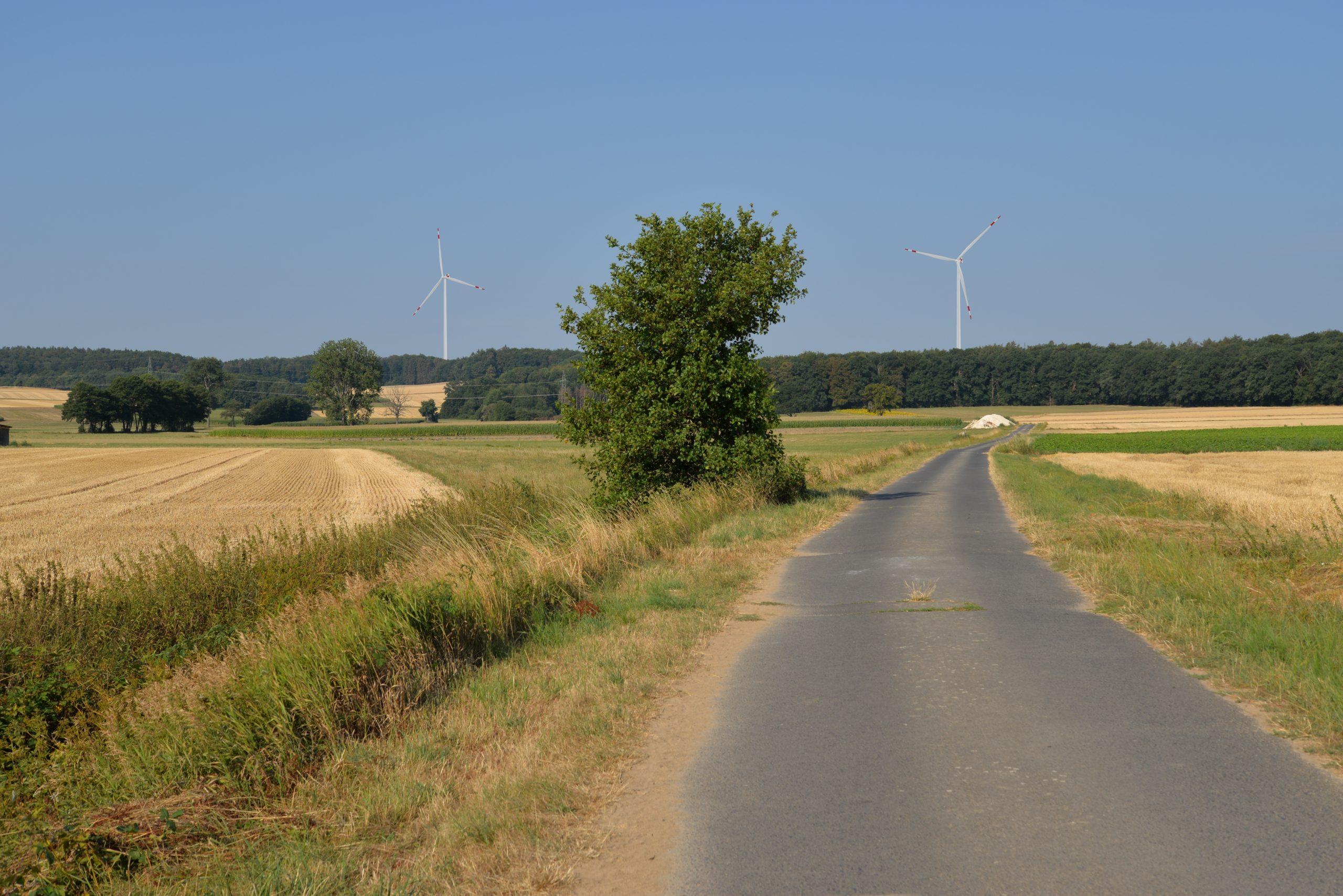 Windpark Frielendorf iTerra energy
